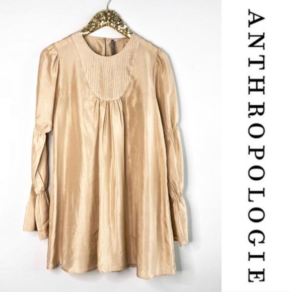 Anthropologie Dresses & Skirts - [Anthropologie] Saturday/Sunday silk dress #M03